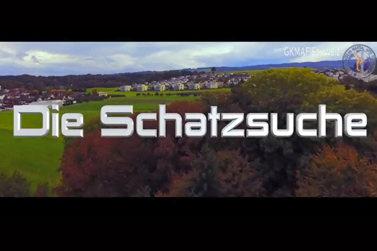 (Deutsch) Kampfkunst Kinderfilm wird eingereicht